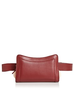 Elleme - Banane Convertible Leather Belt Bag