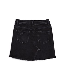 DL1961 - Girls' Jenny Rhinestone Denim Skirt - Big Kid