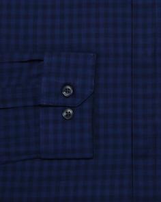 John Varvatos Star USA - Bold Check Slim Fit Dress Shirt