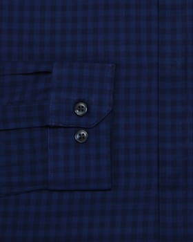 John Varvatos Star USA - Bold Check Slim Fit Dress Shirt