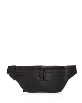 Salvatore Ferragamo - Firenze Leather Belt Bag