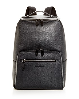 Salvatore Ferragamo - Revival 3.0 Leather Backpack