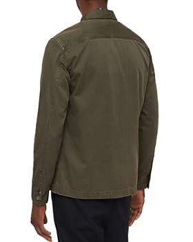 ALLSAINTS - Spotter Military Shirt Jacket