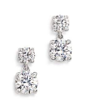 8372f5380e8 Bloomingdale s - Diamond Drop Earrings in 14K White Gold