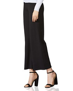 Bailey 44 - Pentathlon Cropped Wide-Leg Pants