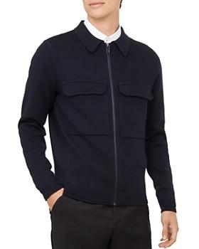 Ted Baker - Akwa Zip Knit Jacket