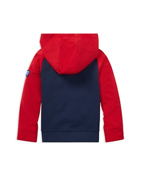 Ralph Lauren - Boys' Polo Hi Tech Hybrid Hoodie - Little Kid