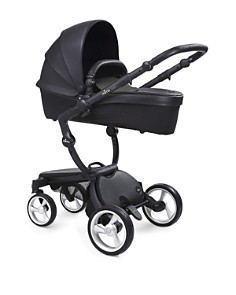 Mima - Xari Stroller Starter Pack with Black Chassis