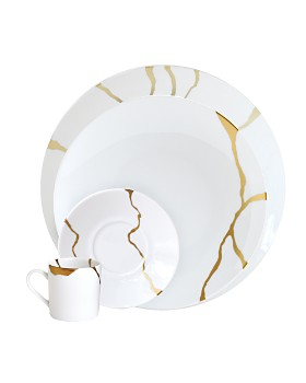 Bernardaud - Kintsugi-Sarkis Dinnerware Collection