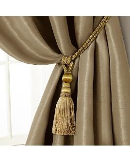 Elrene Home Fashions - Amelia Tassel Curtain Tieback