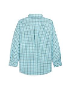 Vineyard Vines - Boys' Check Button-Down Shirt - Little Kid, Big Kid