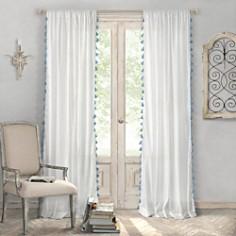 "Elrene Home Fashions Bianca Tassel Curtain Panel, 52"" x 84"" - Bloomingdale's_0"