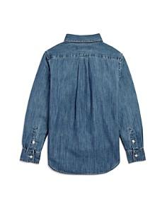 Ralph Lauren - Boys' Denim Button-Down Shirt - Big Kid