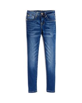 adb4479a 7 For All Mankind - Girls' Skinny Fit Jeans - Big Kid ...