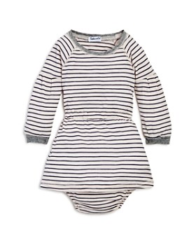 Splendid - Girl's Striped Dress & Bloomers Set - Baby