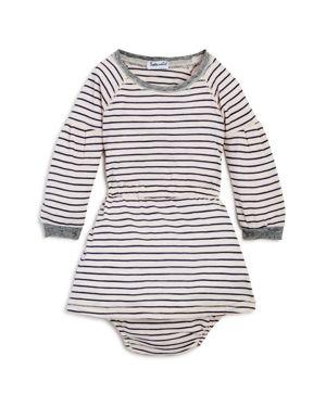 Splendid Girl's Striped Dress & Bloomers Set - Baby