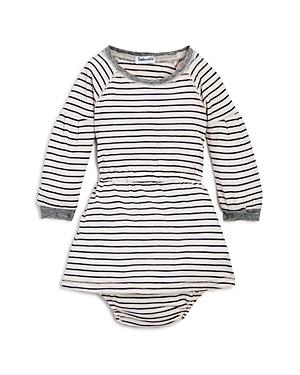 Splendid Girls Striped Dress  Bloomers Set  Baby