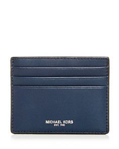 Michael Kors - Henry Leather Card Case