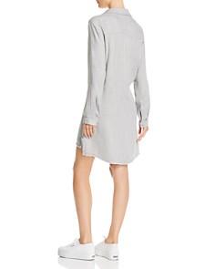 Bella Dahl - Frayed Step Hem Shirt Dress