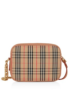 Burberry - 1983 Check Link Camera Bag