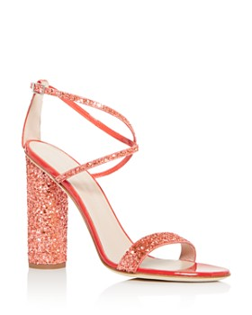 Giuseppe Zanotti - Women's Svamp Glitter Crisscross High-Heel Sandals