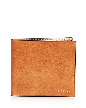 Paul Smith Leather Bi-Fold Wallet