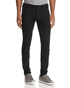 nANA jUDY - The Signature Skinny Fit Jeans in Classic Black