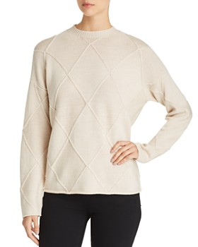 Eileen Fisher - Box Top Sweater - 100% Exclusive