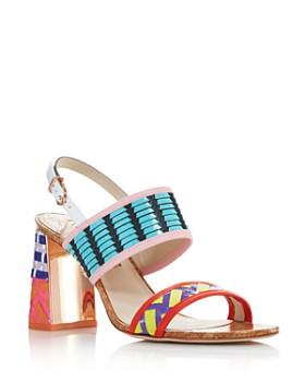 Sophia Webster - Women's Celia 85 Slingback Block-Heel Sandals