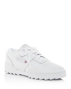 Reebok - Women's Workout Ripple OG Low-Top Sneakers