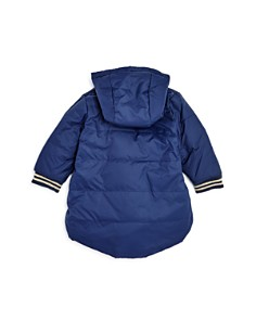Little Marc Jacobs - Girls' Reversible Faux-Fur Puffer Coat - Baby
