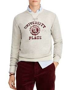 Polo Ralph Lauren - Graphic Fleece Sweatshirt