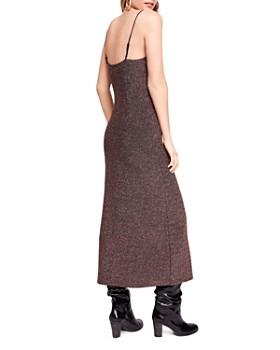 Free People - Lola Shimmer Knit Dress