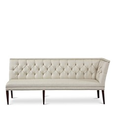 Lillian August - Armand Armless Corner Banquette