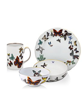 Vista Alegre - Butterfly Parade by Christian Lacroix Dinnerware