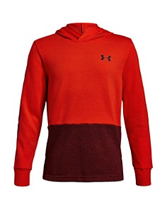 Under Armour - Boys' Double Knit Fleece Hoodie - Big Kid