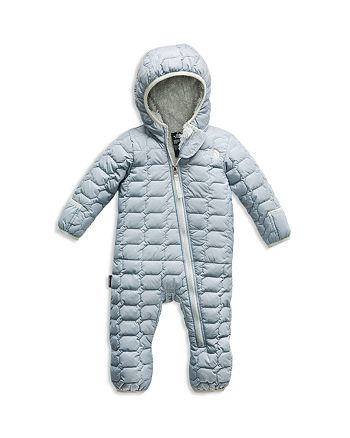 The North Face® - Girls' Quilted Puffer Jacket - Baby