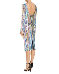 Dress the Population - Emery Sequined Dress