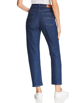 Tommy Jeans - High-Rise Straight-Leg Jeans in Tommy Classic Rinse