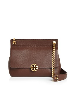 Tory Burch - Chelsea Flap Convertible Leather Shoulder Bag