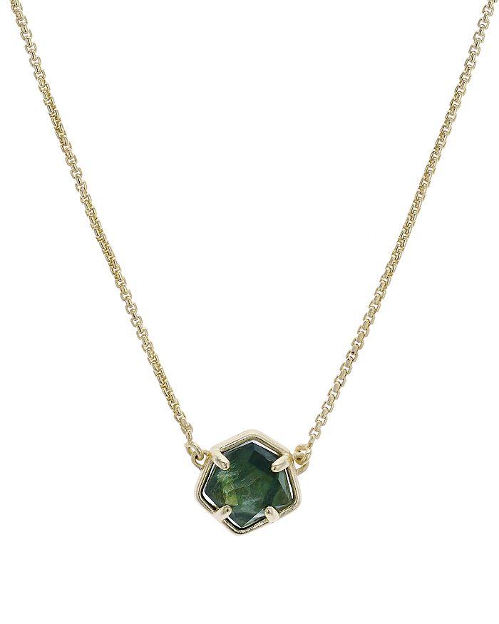 "Kendra Scott - Jaxon Pendant Necklace, 16"""
