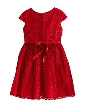 US Angels - Girls' Lace Dress - Little Kid