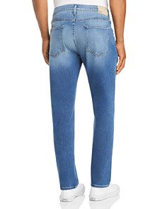 PAIGE - Federal Slim Straight Fit Jeans in Led