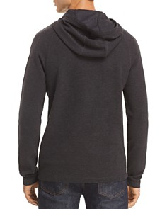 Michael Kors - Milano Waffle-Knit Hooded Sweatshirt