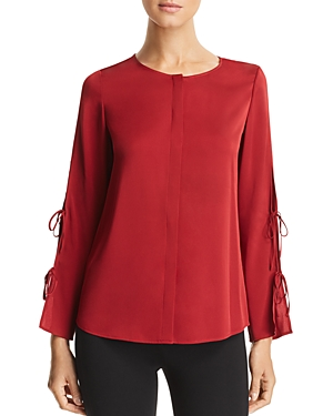 Boss Burana Split-Sleeve Blouse