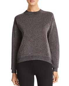 BOSS - Funday Mock-Neck Glitter Sweater