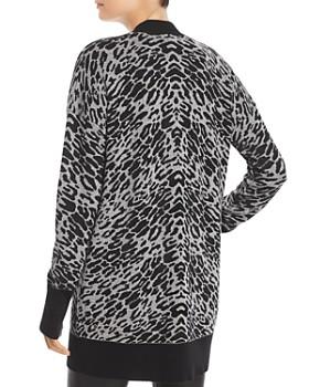 Equipment - Fenwick Leopard-Print Cardigan