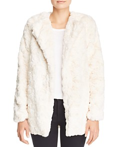 Sadie & Sage - Faux-Fur Jacket