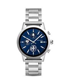 Tory Burch - The Gigi Stainless Steel Touchscreen Smartwatch, 40mm