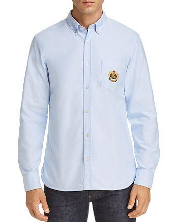Burberry - Harry Crest Button-Down Shirt
